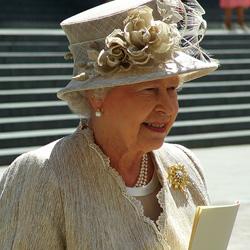 The Queen's X factor